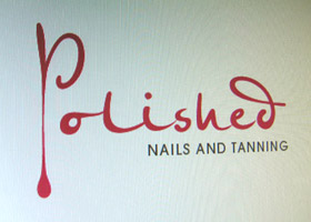 the top nail salon logo design nail salon logo designs - Nail Salon Logo Design Ideas